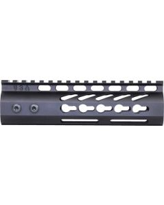"Guntec Ultra Light Handguard 7"" Keymod Black"