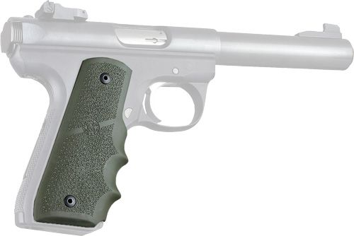Hogue Grips Ruger 22/45 Od Green