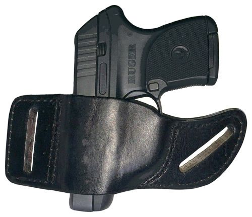 Flashbang Holsters Belt Slide Holster ! Kel-Tec 380 W/CTC Laser LH Blk